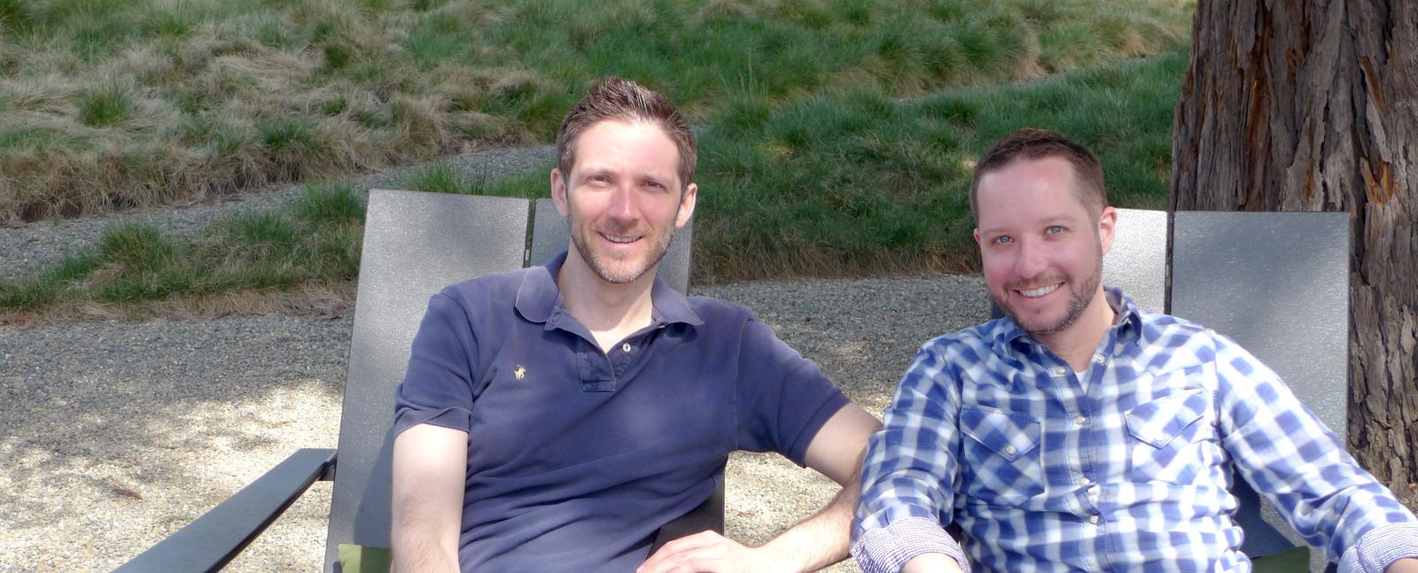 Evan & Mike