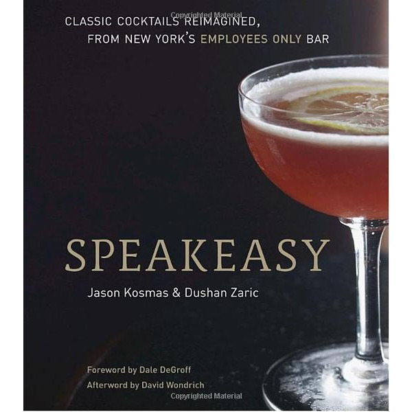 Speakeasy: The Employees Only Guide