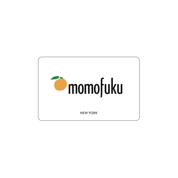 Momofuku Gift Card (New York)