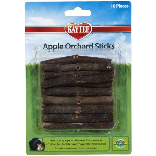 SuperPet Apple Orchard Sticks (10 Pieces)