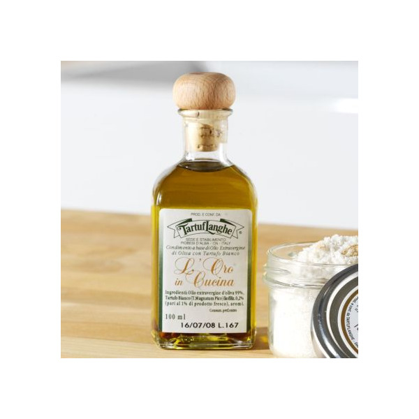 Italian White Truffle Oil